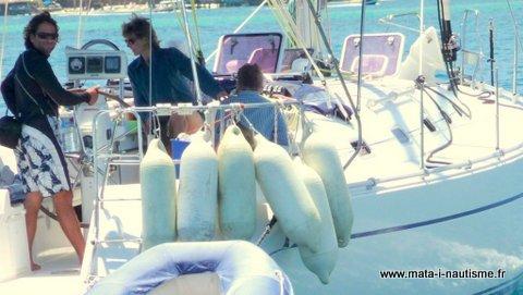 Location de voilier Bora Bora