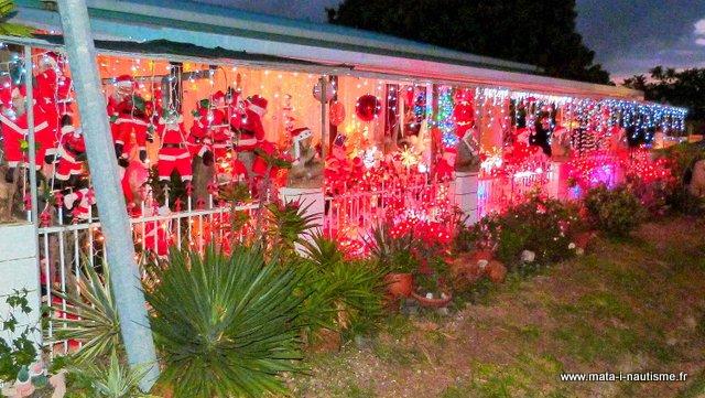 Noël en Nouvelle Calédonie