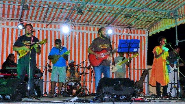 Concert à Koumac