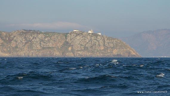 Le cap Finistère en Espagne