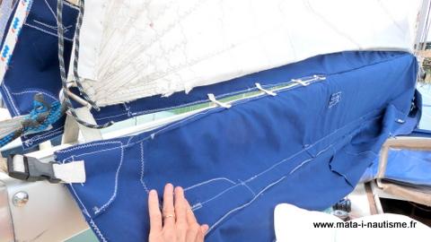 Installation lazy bag