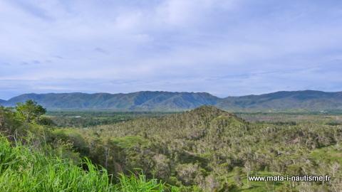 Paysage Nord Nouvelle Calédonie