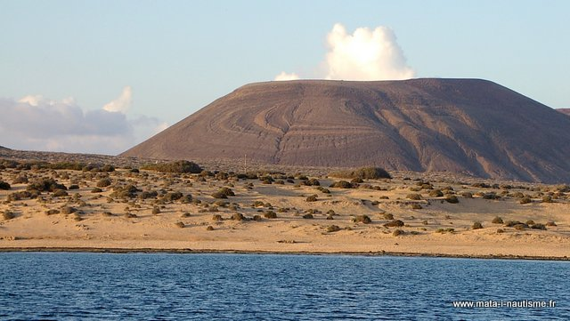La Graciosa aux Canaries