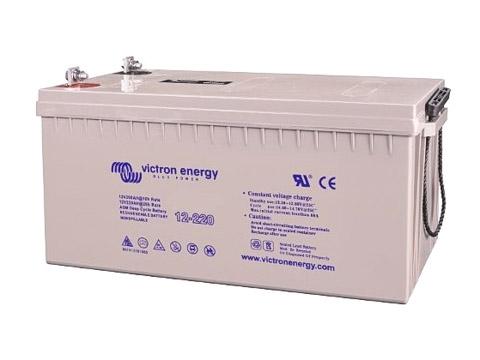 Batterie Victron Gel 220 Amp/h