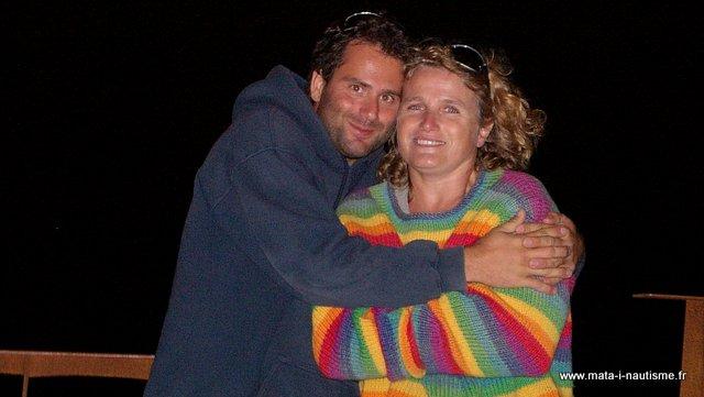 Pat et Isa à La Gomera