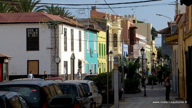 Rue de San Sebastian de la Gomera