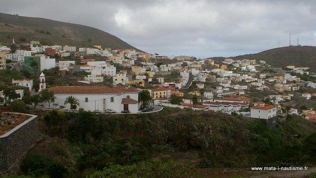 Ville de Valverde El Hiero