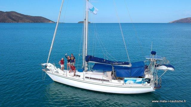 Croisiere voilier Nouvelle Calédonie nord