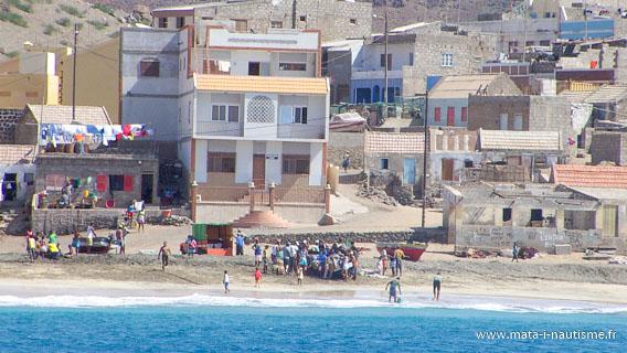 Villageois Cap Vert
