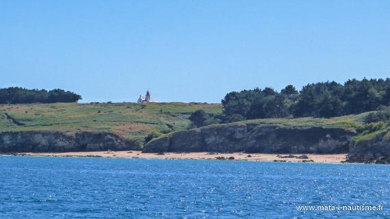 Croisière en voilier Bretagne sud - Belle Ile