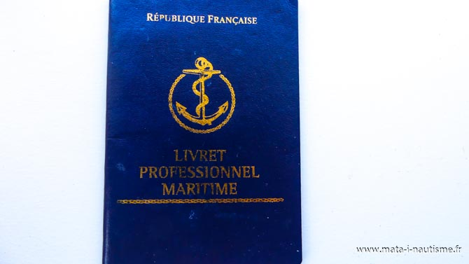 Livret Maritime