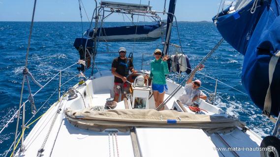 Navigation Nouvelle Calédonie