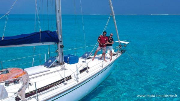 Pat et Isa Nouvelle Calédonie
