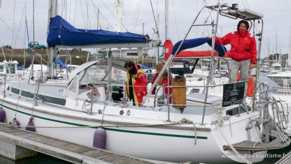 Achat du voilier - Port du Crouesty
