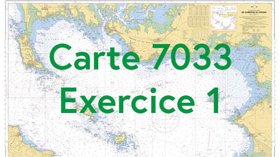 Carte 7033 Exercice 1