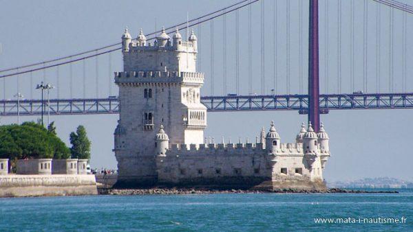 Croisière en voilier au Portugal