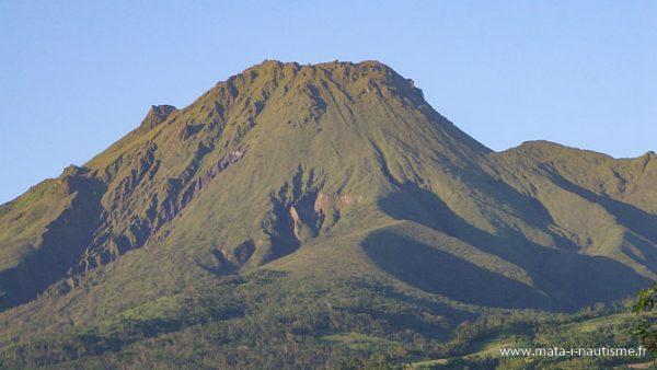 Mont Pelée Martinique