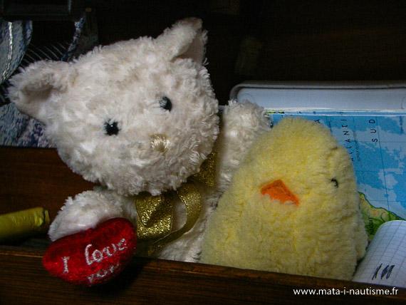 Doudou et Citron