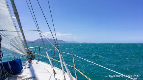 Navigation en Nouvelle Calédonie