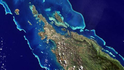Nouvelle Calédonie - Nord