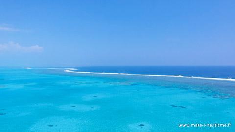 Récif de Koumac - Nouvelle Calédonie