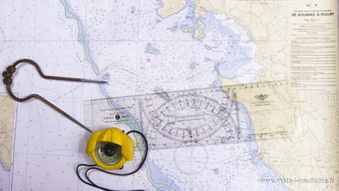 Navigation et Carte marine