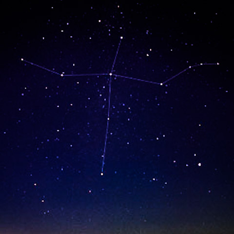 Constellation du cygne