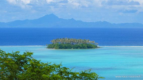 Polynésie - Raiatea Huahine