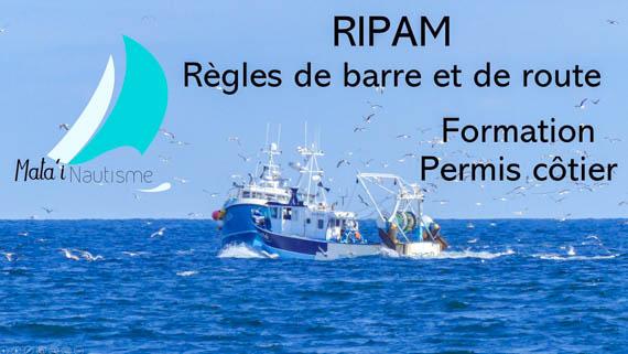 RIPAM - Règles de barre et de route