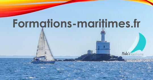 Formations-Maritimes.fr nouveau site internet