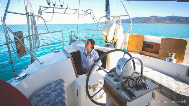 le cockpit de FIDJI