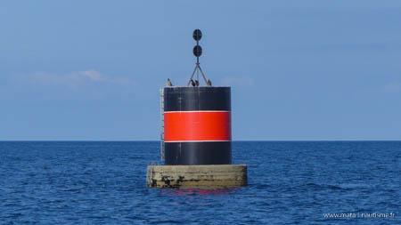Balisage maritime et littoral et les signaux portuaires