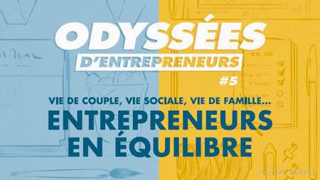 Magazine Odyssées d'entrepreneur